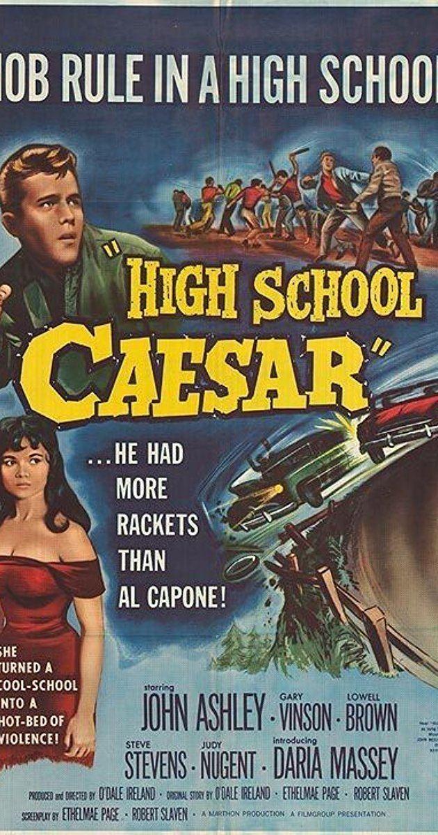 High School Caesar High School Caesar 1960 IMDb