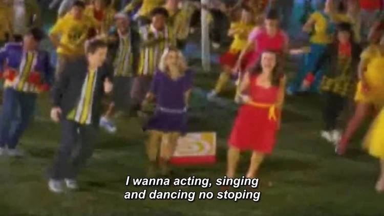 High School Musical: El Desafio movie scenes High School Musical The Challenge OFFICIAL TRAILER