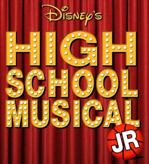 High School Musical Jr (musical) Cardboard Playhouse Presents Disney39s quotHigh School Musical Jrquot