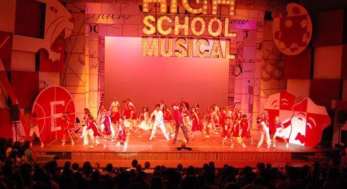 High School Musical Jr (musical) Disney Theatrical Licensing High School Musical JR