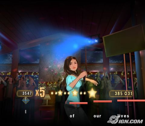 High School Musical: Sing It! E3 2007 Handson High School Musical Sing it IGN