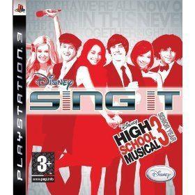 High School Musical: Sing It! Disney Sing It High School Musical 3 Senior Year Wikipedia
