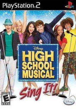 High School Musical: Sing It! High School Musical Sing It Wikipedia