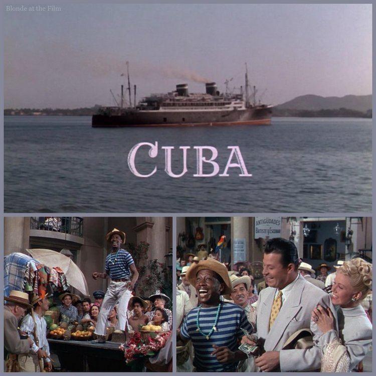 High Seas (film) Romance High Seas Carson Day Cuba The Blonde at the Film
