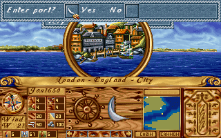 High Seas Trader Download High Seas Trader Abandonia
