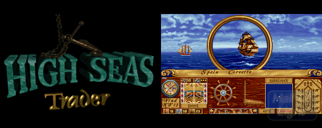 High Seas Trader High Seas Trader Hall Of Light The database of Amiga games