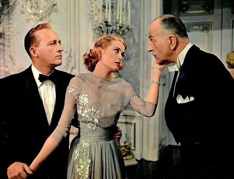 High Society (1956 film) High Society starring Bing Crosby Grace Kelly and Frank Sinatra