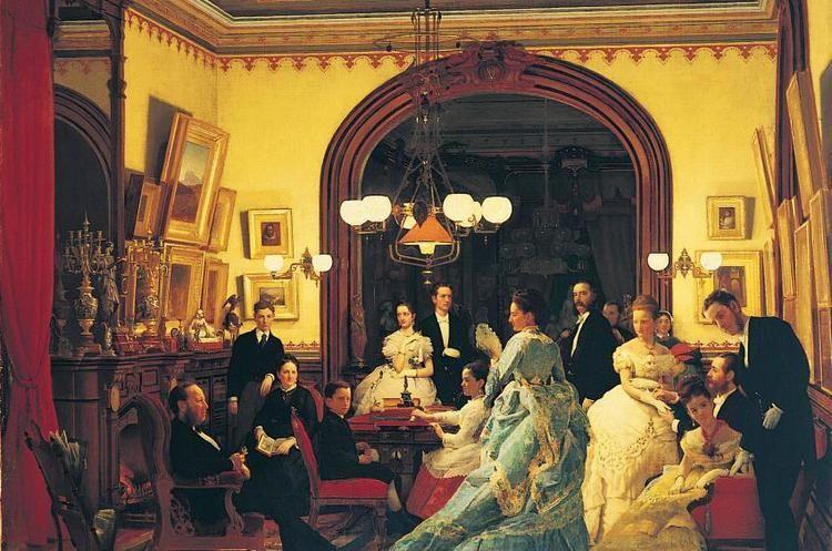 High society (social class)