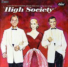High Society (soundtrack) httpsuploadwikimediaorgwikipediaenthumb8