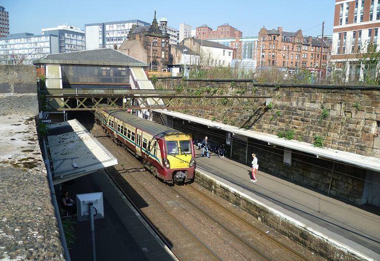 High Street (Glasgow) railway station