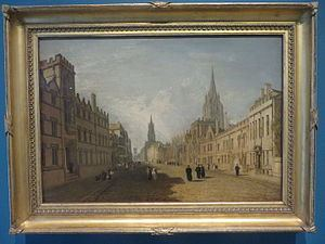 High Street, Oxford (painting) httpsuploadwikimediaorgwikipediacommonsthu