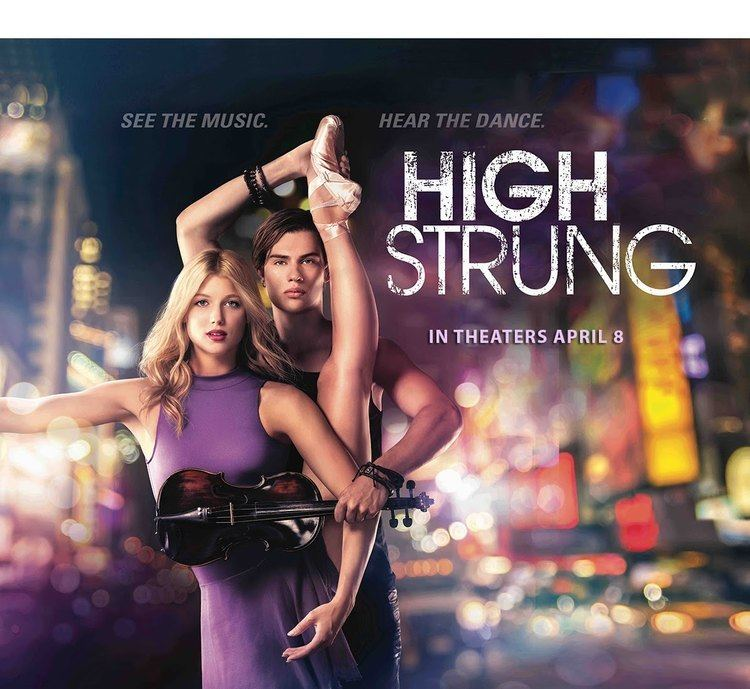 High Strung (2016 film) High Strung Official US Trailer In Theaters April 8 YouTube