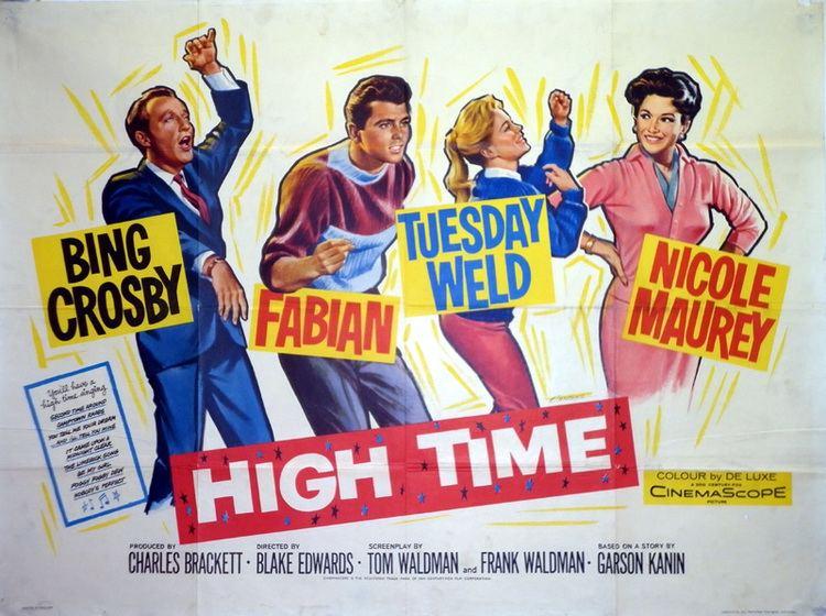High Time (film) High Time 1960