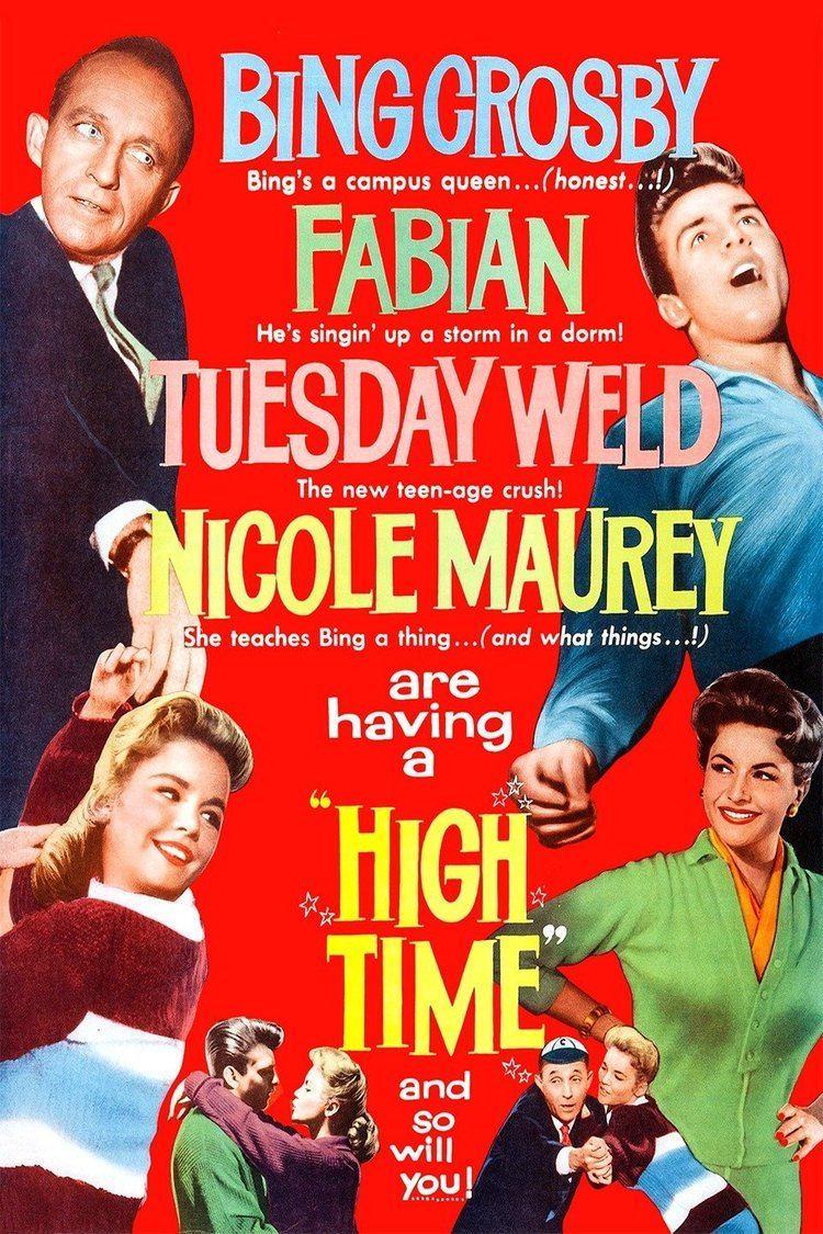 High Time (film) wwwgstaticcomtvthumbmovieposters39194p39194