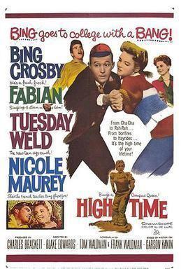 High Time (film) High Time film Wikipedia