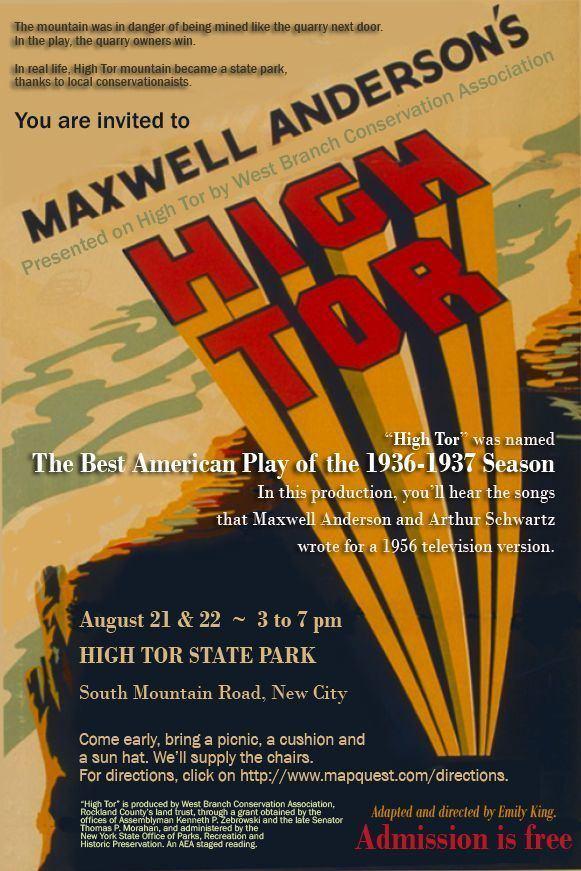 High Tor (play) httpswillyoumissmefileswordpresscom201008