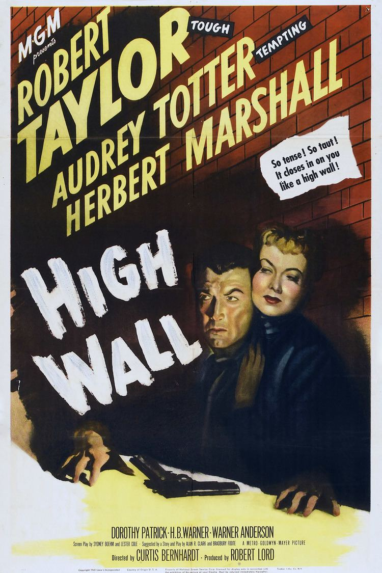 High Wall wwwgstaticcomtvthumbmovieposters4615p4615p