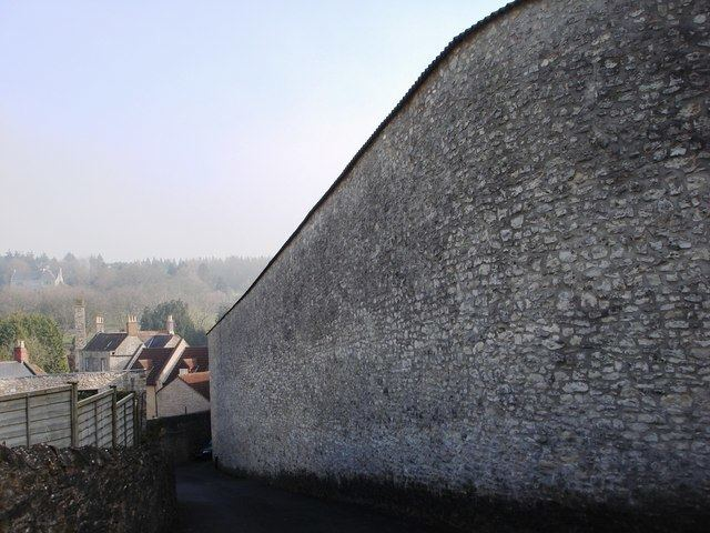 High Wall FileThe high wall of HMP Shepton Mallet geographorguk 379206