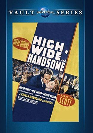 High, Wide, and Handsome Amazoncom High Wide and Handsome Irene Dunne Randolph Scott