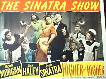 Higher and Higher (film) Higher and Higher 1943 Film version Lyrics by Lorenz Hart