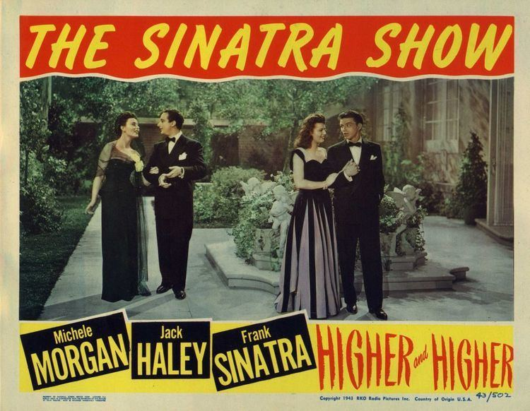 Higher and Higher (film) Higher and Higher film Alchetron the free social encyclopedia