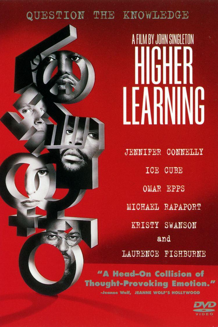 Higher Learning wwwgstaticcomtvthumbdvdboxart16342p16342d