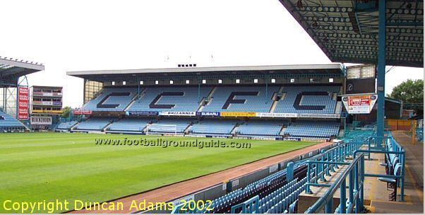 Highfield Road Highfield Road Football Ground Coventry City FC Old Football Grounds