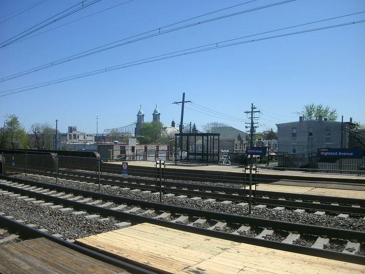 Highland Avenue station