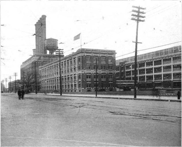 Highland Park Ford Plant