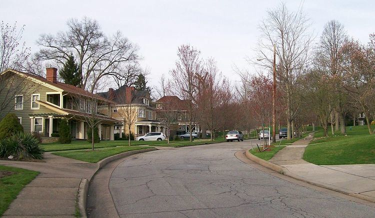 Highland Park Historic District (Wheeling, West Virginia)