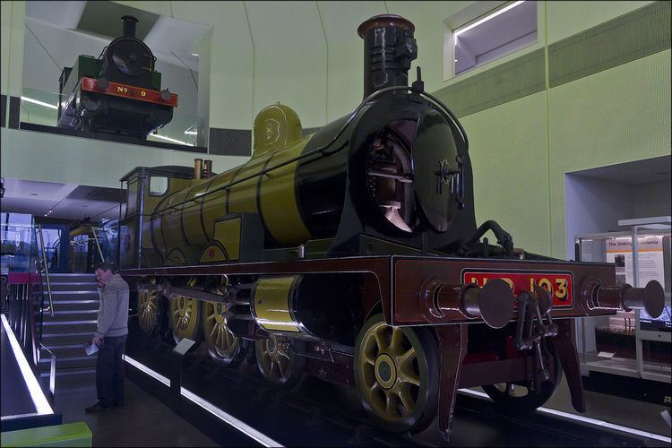 Highland Railway Jones Goods Class