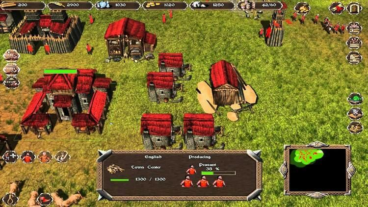 Highland Warriors Obscure RTS Game Highland Warriors YouTube