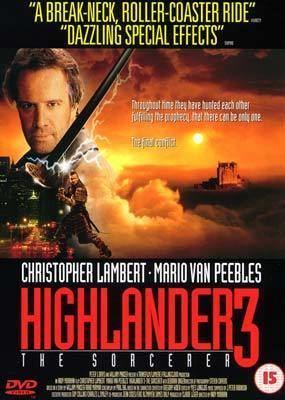 Highlander III: The Sorcerer FREE MOVIE RAPIDSHARE Highlander III The Sorcerer 1994