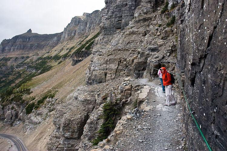 Highline Trail (Glacier National Park)