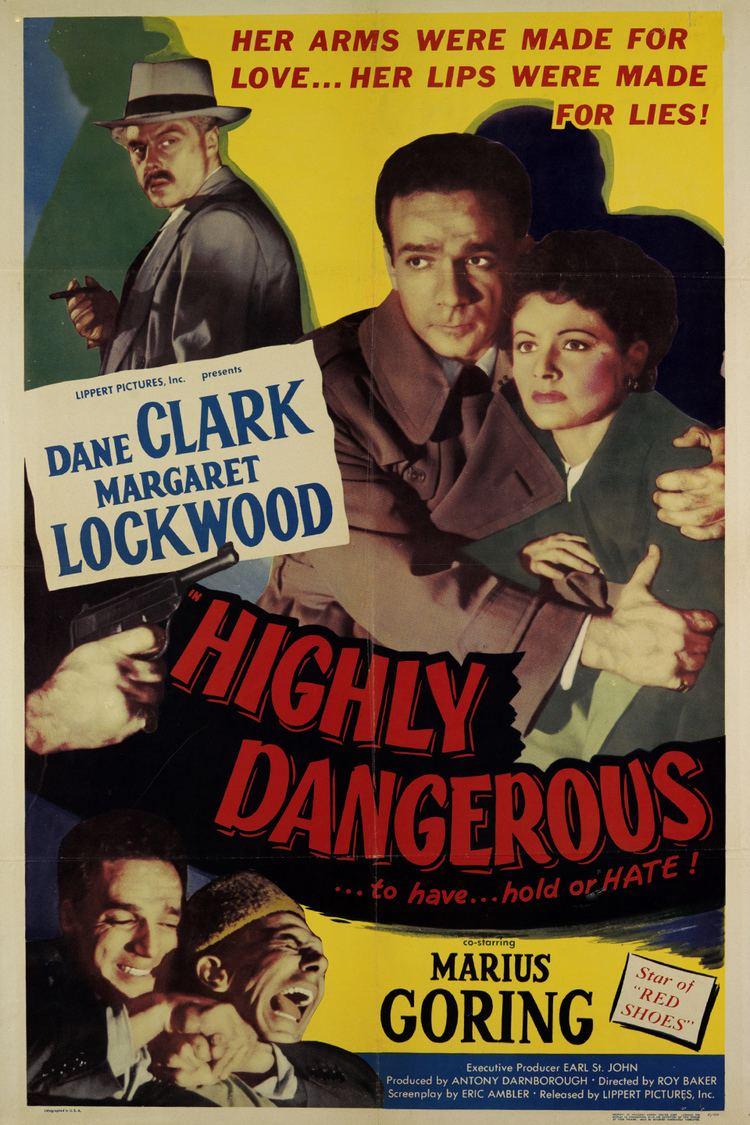 Highly Dangerous wwwgstaticcomtvthumbmovieposters43167p43167