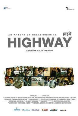 Highway (2012 film) movie poster