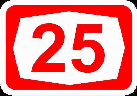 Highway 25 (Israel)