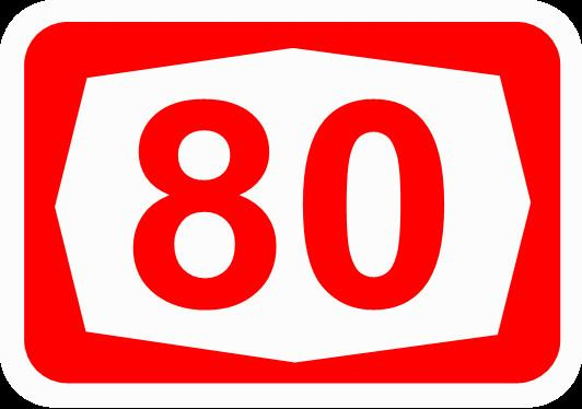 Highway 80 (Israel)