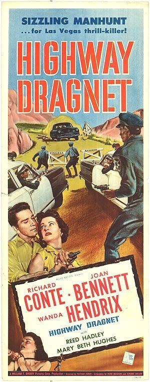 Highway Dragnet Highway Dragnet movie posters at movie poster warehouse moviepostercom