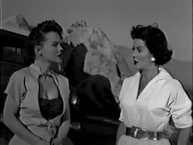 Highway Dragnet La Tueuse de Las Vegas Highway Dragnet 1954 de Nathan Juran