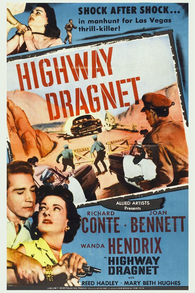 Highway Dragnet wwwgstaticcomtvthumbmovieposters39382p39382