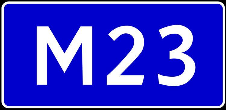 Highway M23 (Ukraine)