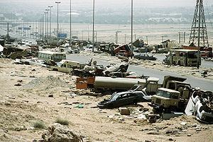 Highway of Death Highway of Death Wikipedia