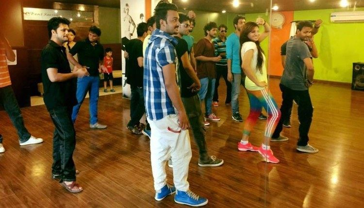 Hijrat (film) Another film another item song Sana puts on her dancing shoes for