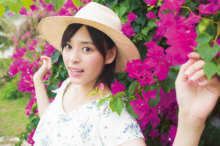 Hikaru Ohsawa Kamen Rider Ghosts Heroine Hikaru Ohsawa to Release Calendar