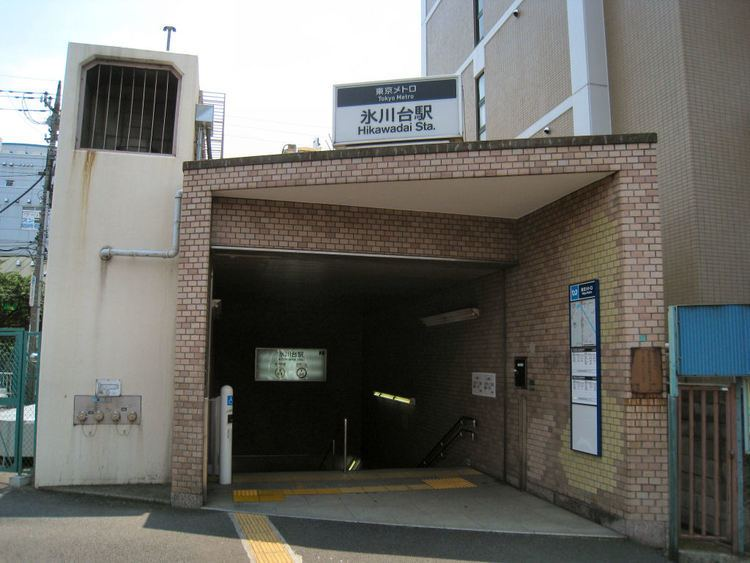 Hikawadai Station