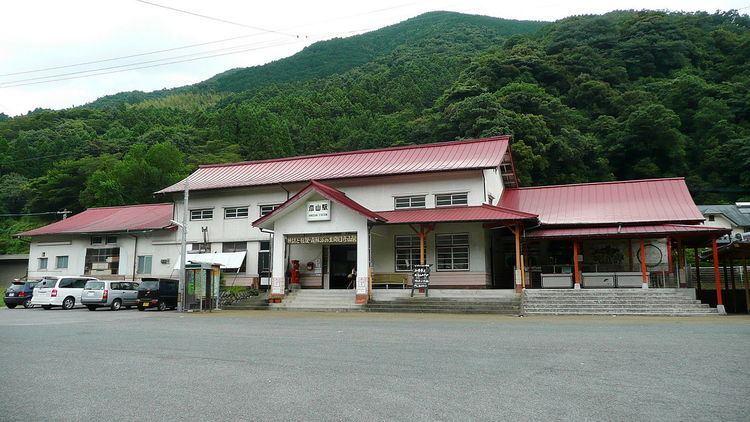 Hikosan Station