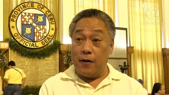 Hilario Davide III LPs Davide beats Garcia for Cebu governor