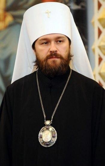 Hilarion (Alfeyev) Metropolitan Hilarion Alfeyev on Militant Orthodoxy