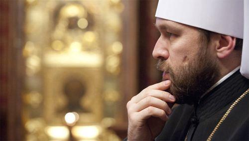 Hilarion (Alfeyev) Metropolitan Hilarion Alfeyev Political Correctness Can
